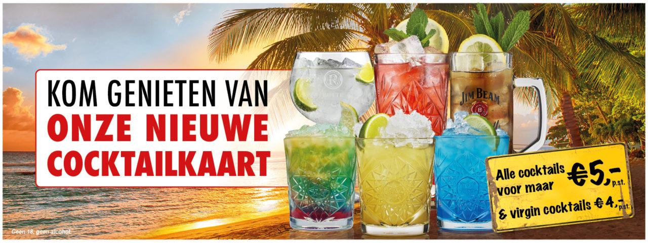 La Cubanita Cocktailkaart NIEUW 2020 Website banner vesigingspag v1