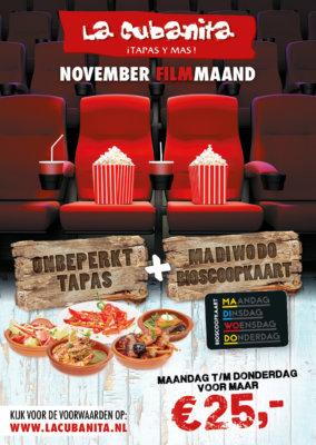 La Cubanita MADIWODO Actie 2019 Facebook