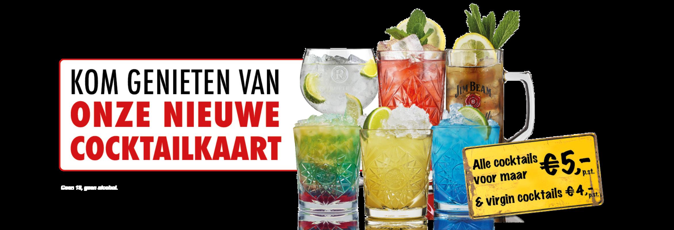 La Cubanita Cocktailkaart NIEUW 2020 Website banner Homepage v1