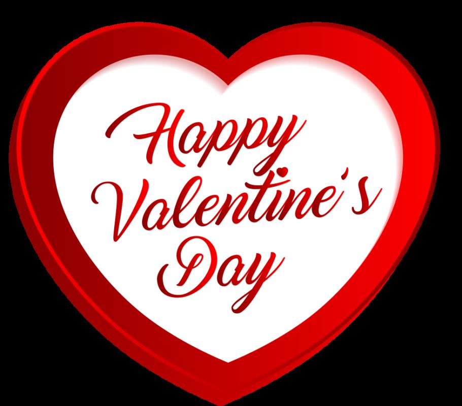 Valentine 2020 hart