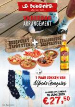 La Cubanita vaderdag 2019 sokken Actie FB