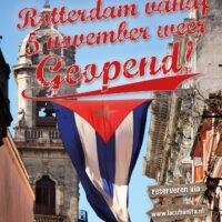 Cuba Opening Rotterdam