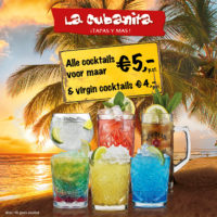 La Cubanita Cocktailkaart NIEUW 2020 insta v1