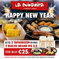 La Cubanita NL Heineken afhalenbezorgen socialpost INSTA