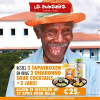 La Cubanita NL Koningsdag 2020 INSTA vooraankondiging