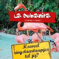 La Cubanita OKT zoekplaat Actie 2017 FB v4